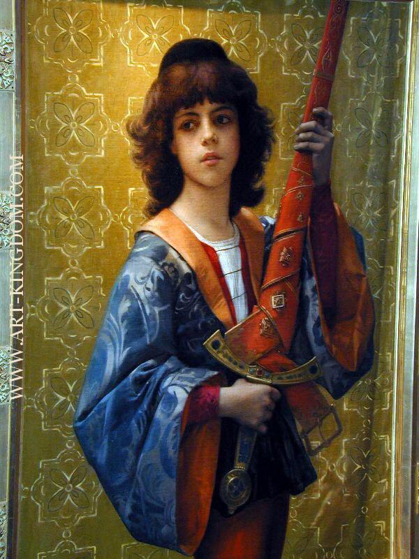 alexandre cabanel nymphe und satyr