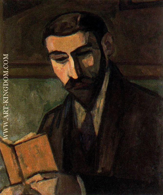 Albert gleizes oil paintings reproduction and original art for Albert gleizes