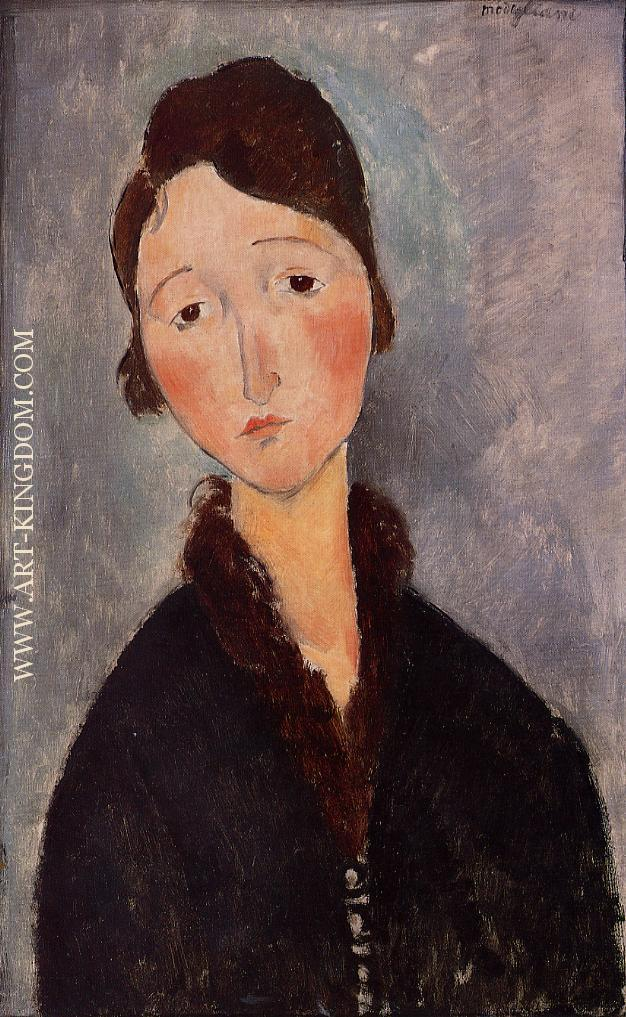 Portrait of a Young Woman 2